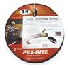 Fill-Rite FRH10014 Fuel Hose, 1 In NPT Inlet/Outlet