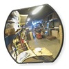 Vision Metalizers Inc RMSB1218 Indoor/Outdoor Convex Mirror, Rect