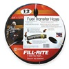 Fill-Rite FRH07512GR Fuel Hose, 3/4 In NPT Inlet/Outlet