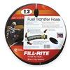 Fill-Rite FRH07512GR Fuel Hose, 3/4 In NPT Inlet/Outlet