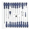 Westward 1CLG1 Combination Screwdriver Set, 29 PC