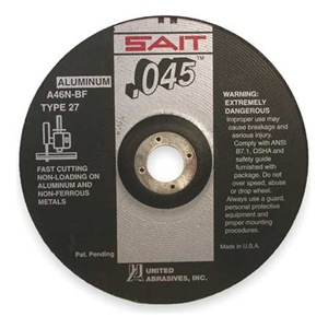 United Abrasives-Sait 22345