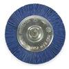 Vortec 36432 Wheel Brush, 3 In Dia, Nylon (Medium/Fine)