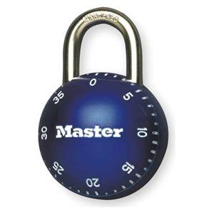 Master Lock 2076BLU