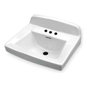 Gerber Wall Hung Sink : Gerber Wall Hung Lavatory Sink on General Electric Bowl
