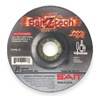 United Abrasives-Sait 20953 Abrsv Cut Whl, 4-1/2 Dx0.045 to 0.125In T