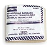 North By Honeywell 045009 Bandage, Triangular, 40 x 54 In, White