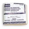 North By Honeywell 045009 Bandage, Triangular, 40 x 54 In, White