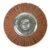 Vortec 36434 Wheel Brush, 4 In Dia, Nylon (Coarse)