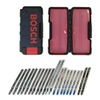 Bosch TC21HC Jigsaw Blade Set, T-Shank