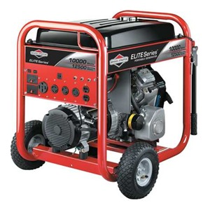 Briggs & Stratton Portable Generator, Rated Watt10000, 570cc at Sears.com