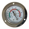 Approved Vendor 1EPE9 Analog Panel Mt Thermometer, -40 to 60F