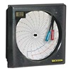 Dickson TH622 Circular Recorder, Temp and Humidity, 6 In