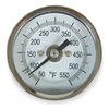 Approved Vendor 1NFX4 Bimetal Thermom, 2 In Dial, 50 to 550F