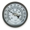Approved Vendor 1NGE5 Bimetal Thermom, 5 In Dial, 0 to 250F