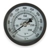 Approved Vendor 1NFY3 Bimetal Thermom, 3 In Dial, 50 to 550F