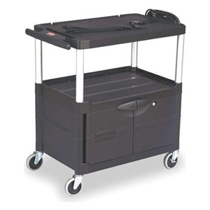 Rubbermaid FG9T2900BLA
