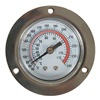 Approved Vendor 1EPE5 Analog Panel Mt Thermometer, 40 to 240F