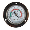 Approved Vendor 1EPE3 Analog Panel Mt Thermometer, -40 to 60F