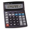 Victor 1190 Finance Portable Calculator, LCD, 12 Digit