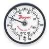 Dwyer Instruments ST250 Bimetal Thermom, 2 In Dial, 0 to 250F