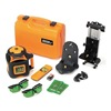 Johnson 40-6545 Rotary Laser Level, Auto-Leveling, Green