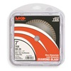 MK Diamond Products 159107 Dimnd Saw Bld, Wet/Dry, Turbo Rim, 7 In Dia