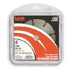 MK Diamond Products 159104 Diamond Saw Bld, Dry, Sgmntd Rim, 4 In Dia