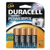 Duracell NX1500B4Z Battery, Silver Oxide PK 4