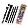 Dewitt G-RS15 Tree Stake Kit, Polypropylene, Black