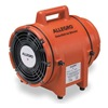 Allegro 9533 Conf. Space Fan, Axial, Dia 8 In