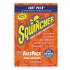 Sqwincher 015304-OR Sports Drink Mix, Orange, PK50