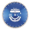 Husqvarna HI5-14 Diamond Saw Blade, Wet/Dry, Segmented Rim, 14 InOD