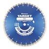 Husqvarna HI5-16 Diamond Saw Blade, Wet/Dry, Segmented Rim, 16 InOD