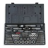 Vermont American 21739 Tap and Die Set, Carbon Steel, 58 Pcs