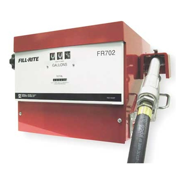 Fill Rite FR702VR Fuel Transfer Pump, 1/3HP, Up to 17 GPM