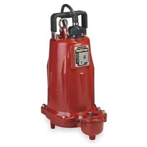 Liberty Effluent Pump, 1 1/2HP, 3 Ph, 208-230V