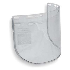 Jackson Safety Faceshield Visor, Acetat, Alm, Clr, 8x15-1/2 at Sears.com