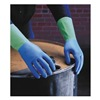 Mapa AFR-282 Chemical Resistant Glove, 9 to 9-1/2, PR