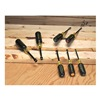 Klein Tools 647M Magnetic Nut Driver Set, 6 In Shank, 7 PC