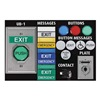 Safety Technology International UB-1 Universal Push Button Kit
