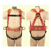 Klein Tools 87832 Full Body Harness, XL, Black/Red/Brown
