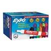 Expo 81043 Dry Erase Marker, Chisel, PK12