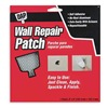 DAP 9146 Wall Repair Patch, Self-Adhesive, 6 x 6 In