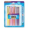 Paper Mate 70644 Felt Tip Pen, Stick, Medium, Various, PK 16