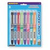 Paper Mate 28503 Felt Tip Pen, Stick, Medium, Multi, PK 8