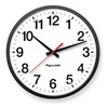 Pyramid Technologies 9A13AG Analog Clock, 915MHz RF, 13In Dia