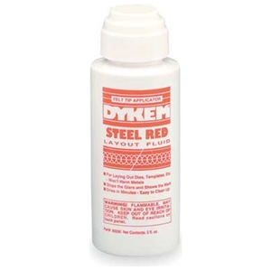 Dykem Steel Red 80296