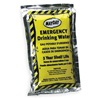 First Aid Only M824 Emergency Drinking Water Pouch, Pk 64