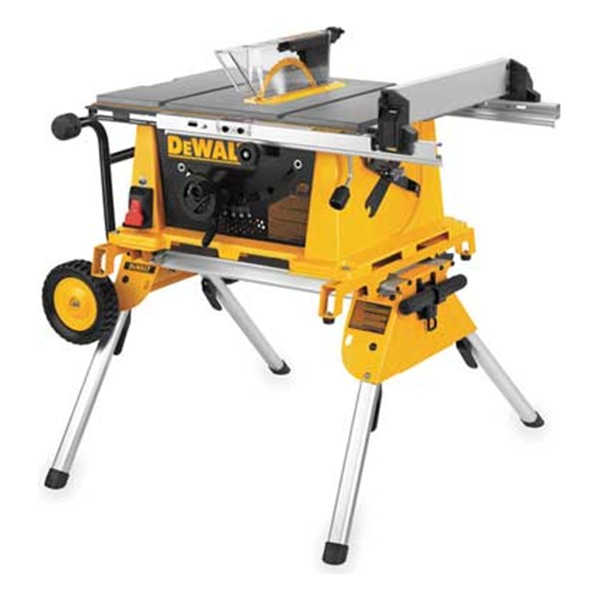 Dewalt Dw7440rs Table Saw Portable Work Stand